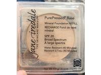 Jane Iredale Purepressed Base Mineral Foundation Refill SPF20, Warm Silk, 0.35 oz/9.9 g - Image 4