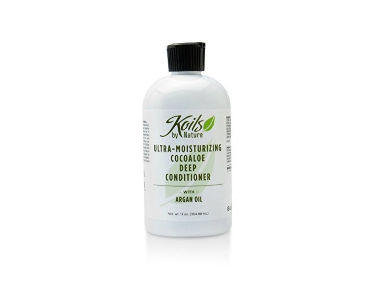Koils By Nature Ultra-Moisturizing Cocoaloe Deep Conditioner, Fragrance-free, 12 oz