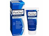 PanOxyl Acne Creamy Wash Benzoyl Peroxide 4% Daily Control, 6 Ounce - Image 2