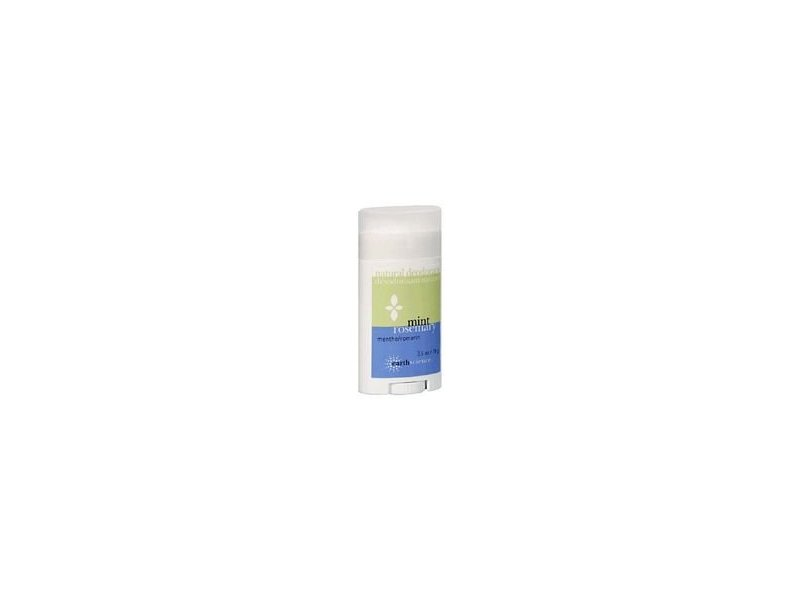 Earth Science All-Natural Deodorant, Rosemary & Mint, 2.45 oz