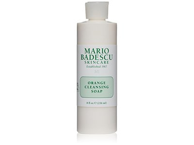 Mario Badescu Orange Cleansing Soap, 8 oz.