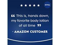 NIVEA Essentially Enriched Body Lotion - 48 Hour Moisture For Dry to Very Dry Skin - 16.9 Fl. Oz. Bottles - Image 7