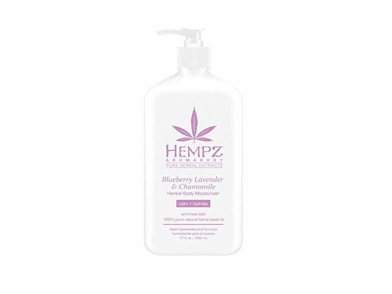 Hempz Aromabody, Blueberry Lavender & Chamomile, 17oz