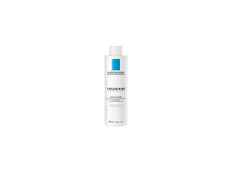 La Roche-Posay Toleraine Dermo Cleanser and Makeup Remover, 6.76 fl oz