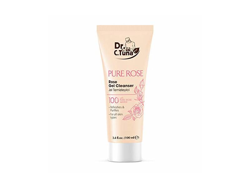 Dr. C. Tuna Pure Rose Gel Cleanser, 3.4 fl oz/100 mL