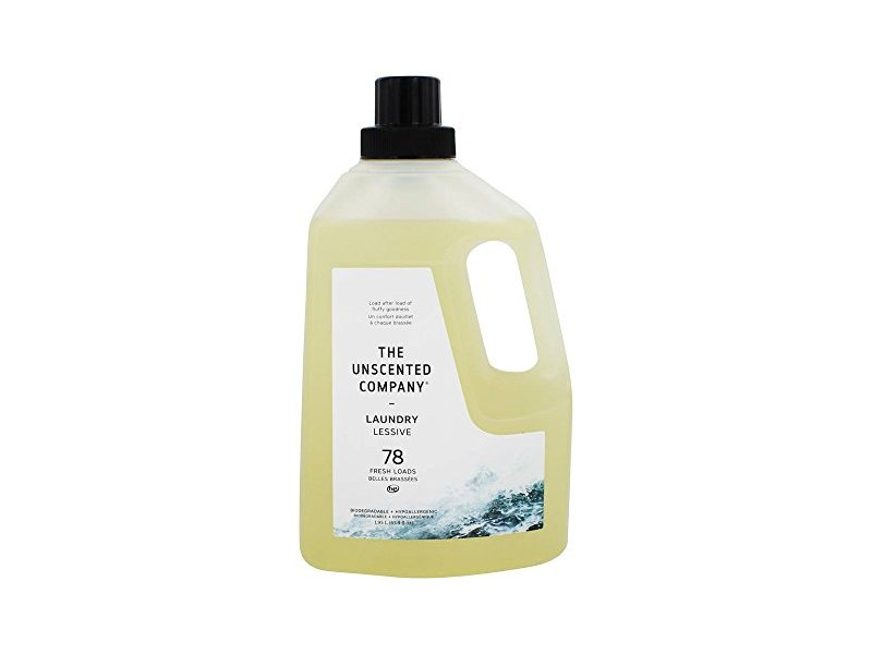 The Unscented Company Laundry Detergent, 1.95 L