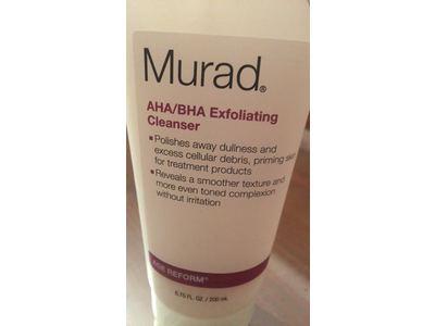 Murad Age Reform AHA/BHA Exfoliating Cleanser, 6.75 fl oz - Image 4