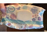 Signature Care Sensitive Wipes Ultra Soft, 64 count - Image 3