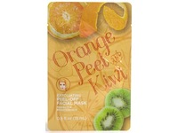 CVS Orange Peel and Kiwi Exfoliating Peel-off Facial Mask - Image 2