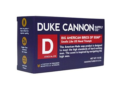 Duke Cannon Men's Bar Soap, 10oz. - Image 5