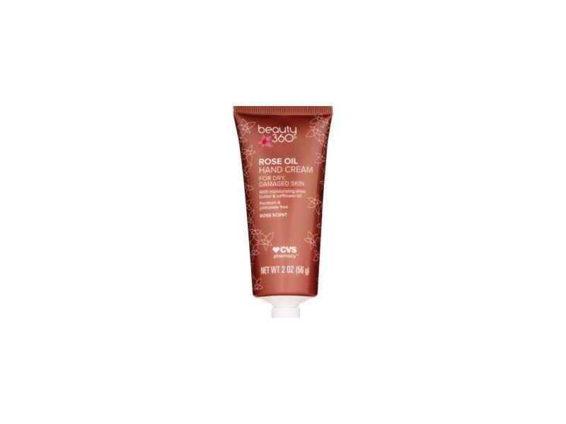 Beauty 360 Rose Oil Hand Cream