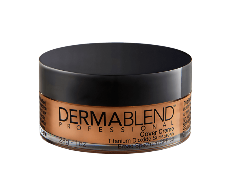 Dermablend Cover Creme 75w Golden Brown Ingredients And