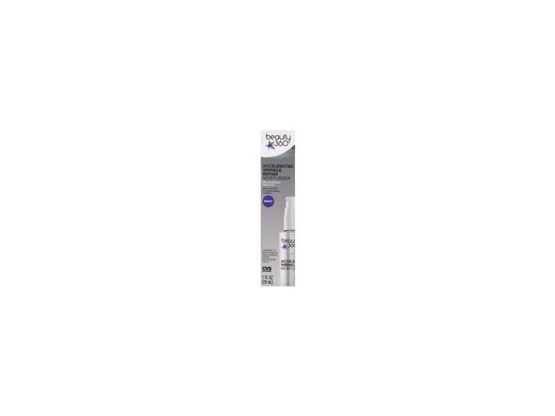 Beauty 360 Accelerated Wrinkle Repair Night Moisturizer