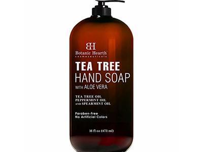Botanic Hearth Tea Tree Liquid Hand Soap