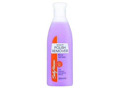 Sally Hansen Regular Nail Polish Remover, 200 ml