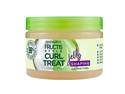 Garnier Fructis Style Curl Treat Jelly Shaping, 10.5 fl oz