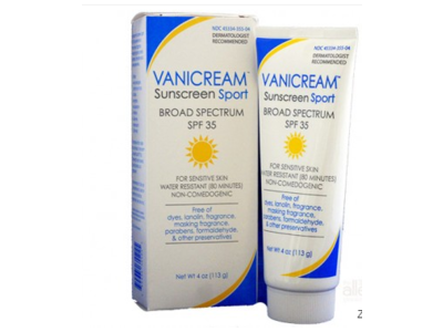 Vanicream Sunscreen, SPF35, 4 oz - Image 1