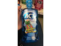 ACT Kids Anticavity Fluoride Rinse, Pineapple Punch, 16.9 Ounce (Pack of 3) - Image 3
