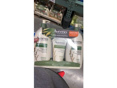 Aveeno Daily Moisturizing Lotion, 3 pack