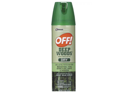 Off Deep Woods Insect Repellent VII, 6 oz