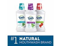 Tom's of Maine Children's Alcohol-Free Anticavity Fluoride Rinse, Silly Strawberry, 16 fl oz - Image 8