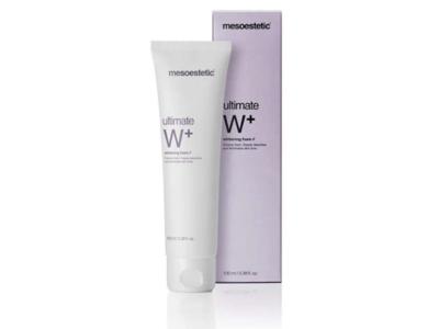 Mesoestetic W+ Whitening Foam Cleanser, 100 ml