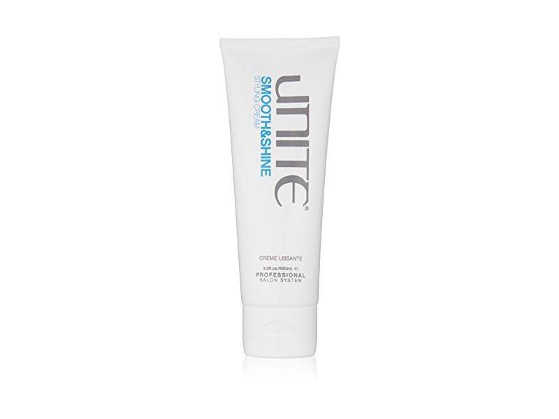 UNITE Hair Smooth & Shine Styling Cream, 3.5 Fl oz