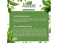 Keeva Organics Acne Treatment Cream With Secret Tea Tree OIL Formula (2oz) - Image 6