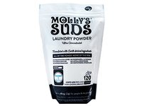 Molly's Suds Laundry Powder, Unscented, 120 Loads - Image 2