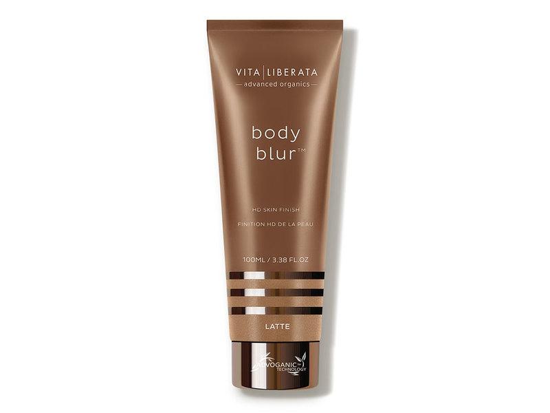 Body Blur Instant HD Skin Finish - Latte (3.38 fl oz.)