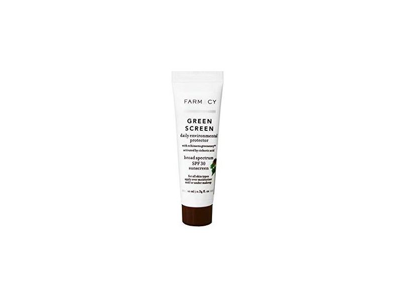 Farmacy Green Screen Daily Environmental Protector, SPF 30, 0.34 fl oz