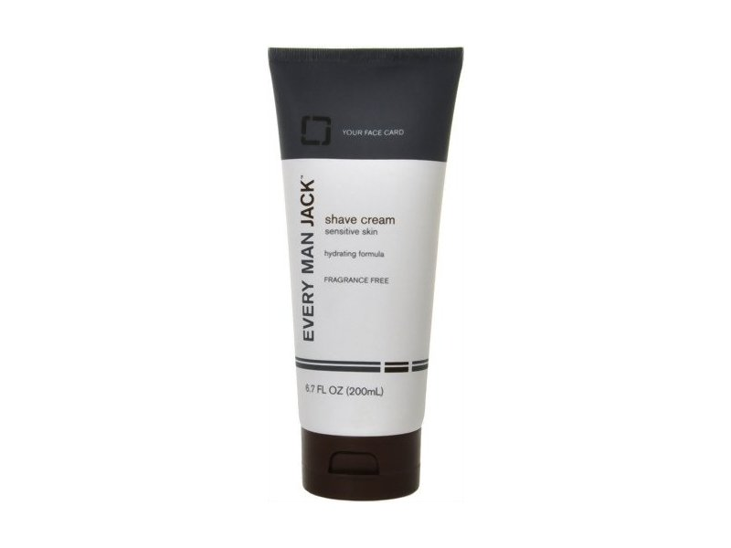 Every Man Jack Sensitive Skin Shave Cream - 6.7 oz
