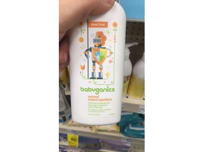 Babyganics Natural Insect Repellent, 6 oz - Image 3