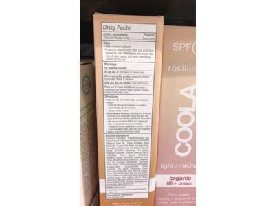 COOLA Rosilliance SPF 30 BB+ Cream Golden , 1.5 Fl Oz - Image 4