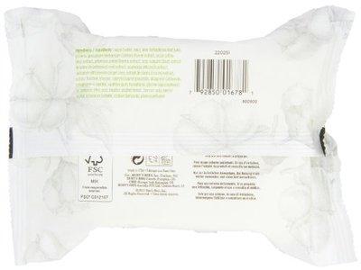 Burt's Bees Sensitive Facial Cleansing Towelettes - Image 4