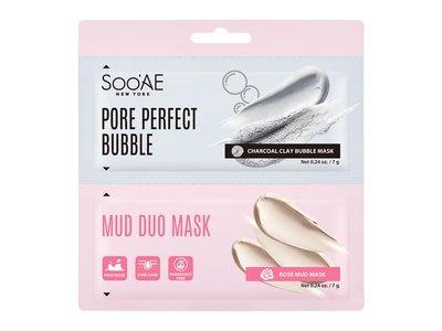 SooAE Pore Perfect Bubble Mud Duo Mask