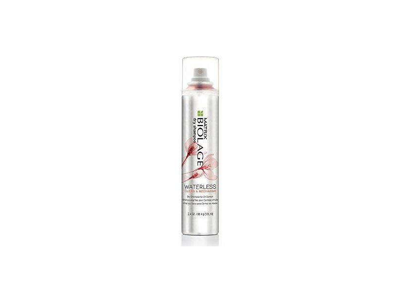 BIOLAGE Waterless Clean & Recharge Dry Shampoo, 3.4 Oz.