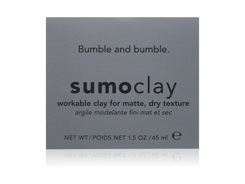 Bumble and Bumble Sumoclay Workable Clay for Matte Dry Texture, 1.5 oz/45 mL