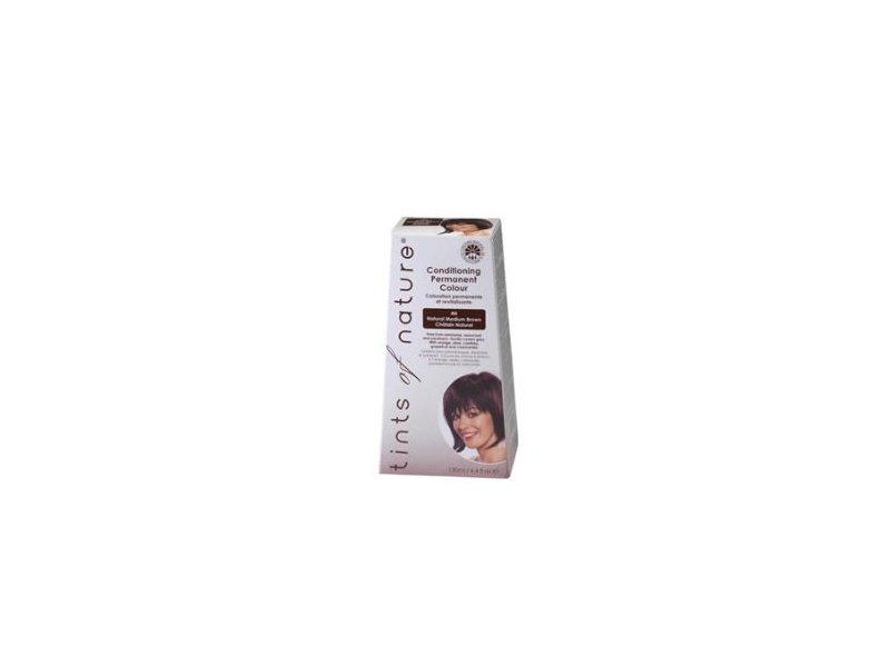 Tints Of Nature Hair Color 4n Natural Medium Brown 4 Oz