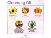 Era Organics Facial Cleansing Oil & Makeup Remover, 5 oz - Image 7