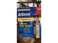 Anbesol Maximum Strength Instant Pain Relief Liquid, 0.41 oz (Pack of 2) - Image 3