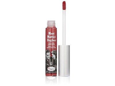theBalm Meet Matte Hughes Lip Color, Charming, 0.25 fl oz