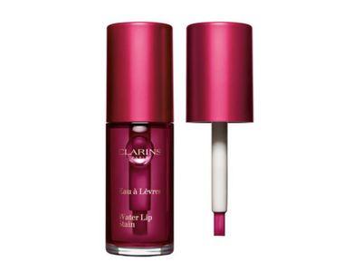 Clarins Water Lip Stain, 04 Violet Water, 0.2 fl oz