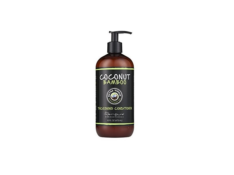 Renpure Professional Coconut Bamboo Thickening Conditioner, 16 fl oz