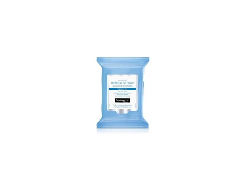 Neutrogena Makeup Remover Cleansing Towelettes Fragrance-Free