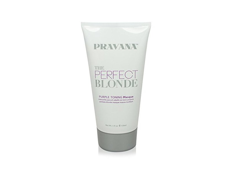 Pravana The Perfect Blonde Purple Toning Masque 5 Oz Ingredients And Reviews