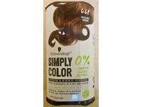 Schwarzkopf Simply Color Permanent Hair Color, 6.68 Hazelnut Brown - Image 5