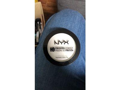 NYX HD Finishing Powder, Translucent, 0.28 oz - Image 5