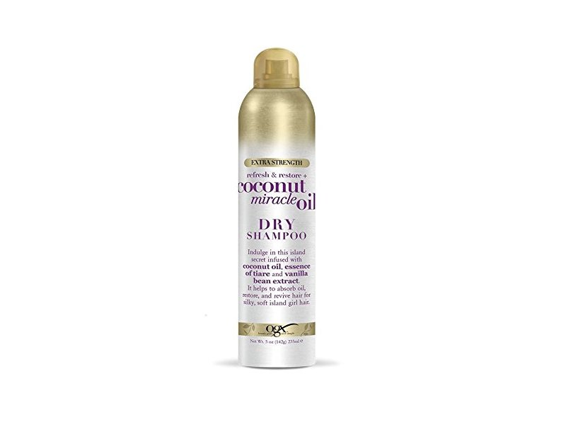 OGX Coconut Miracle Oil Dry Shampoo, 1.75 oz