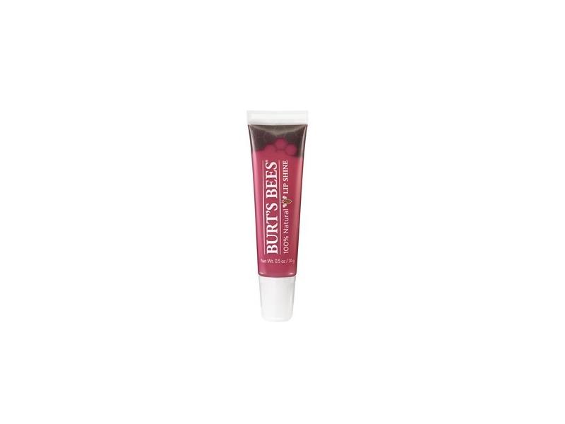 Burt's Bees 100% Natural Lip Shine, Pucker, 0.5 oz
